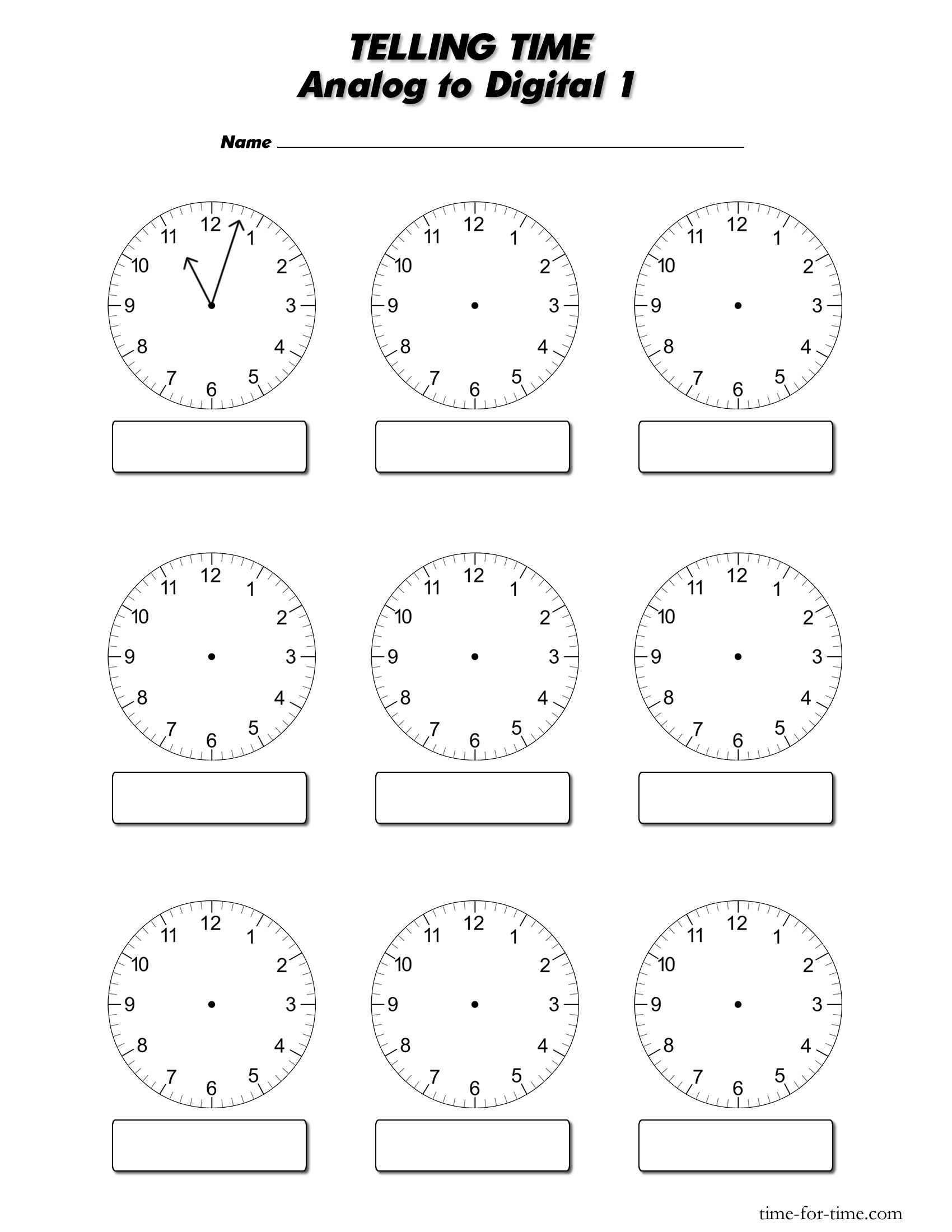 Free Worksheet Digital Clock Worksheets digital clock worksheets abitlikethis clocks index of analog to png